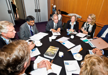 Verslag Ronde Tafel Water and Heritage International Amsterdam Water Week – 4 november 2019